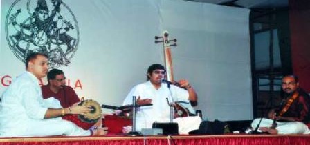 Sri Sikkil Gurucharan