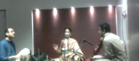 Sangeetha Swaminathan's Concert