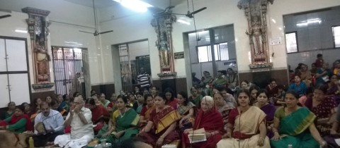 Thiruvaiyaru at Goregaon..