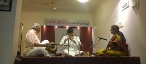 T N Sivakumar -Flute Concert