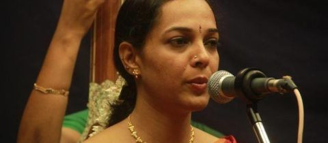Vocal concert by Dr.Padma Sugavanam